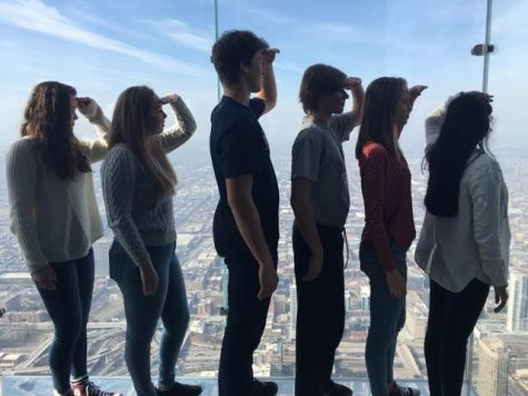 Band and Choir Students Travel Outside of Eagan