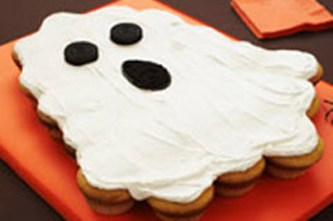 Ghost Cake (Courtesy of Kraft Recipes)