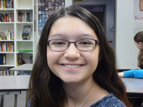 Maddie Westenberg, 9th grade