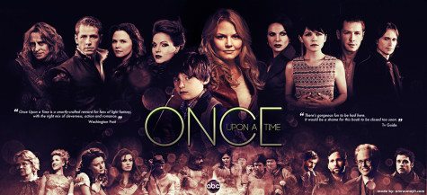 Once Upon a Time television poster Photo Credits: Google