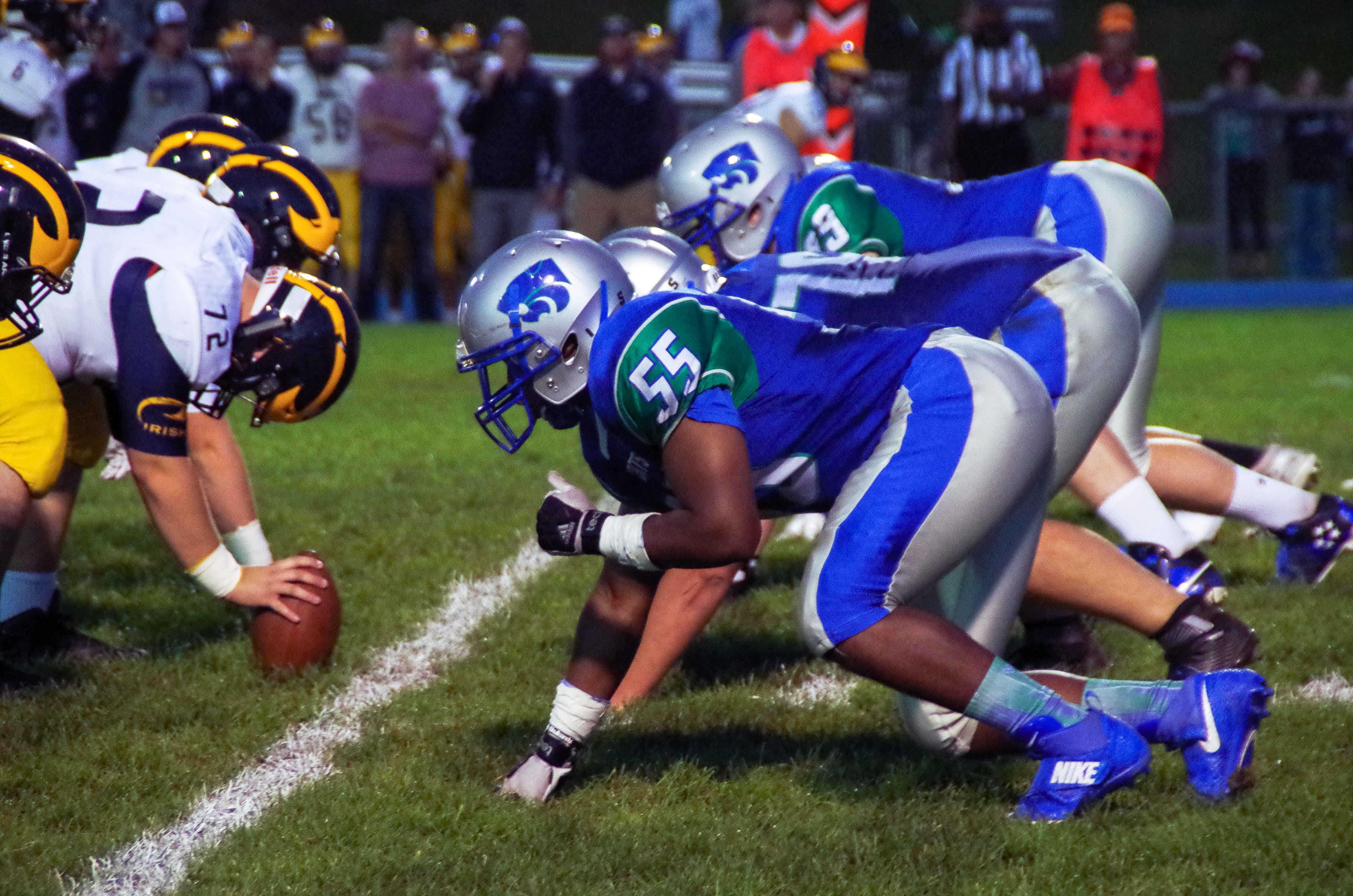 Eagan's defense