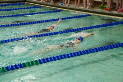 Boys' Swim and Dive: Featured Athletes