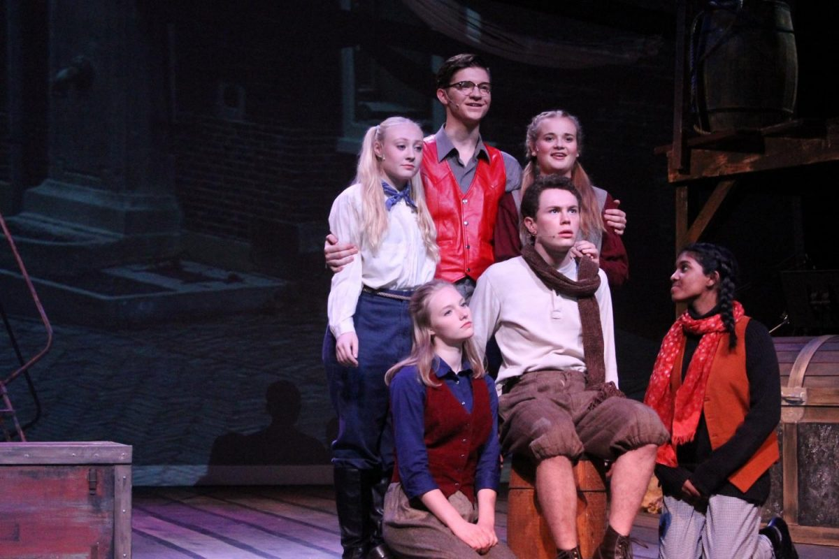 Peter and the Starcatcher Dazzles the Imagination