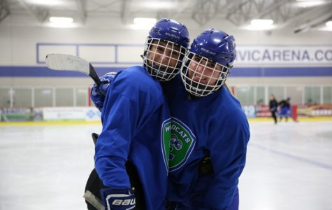 Girls' Hockey iced out by Wayzata