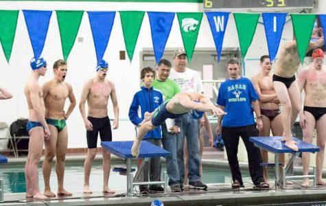 Boys' Swim Loses Multi-Year Winning Streak