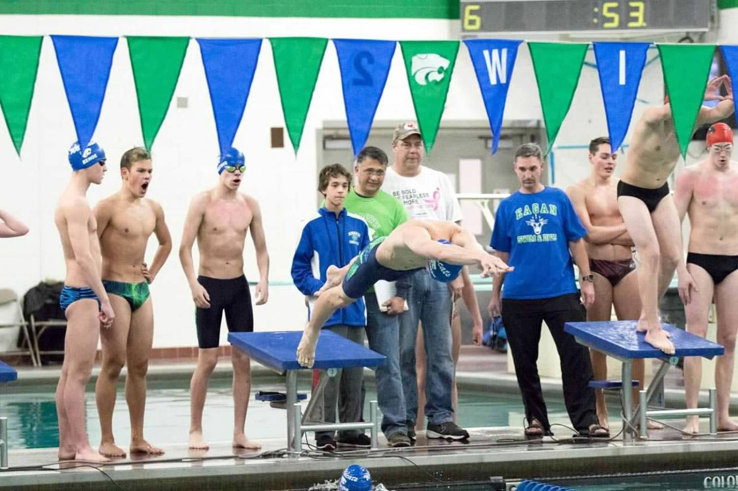 Photo Courtesy of Eagan Boys' Swim and Dive Shutterfly