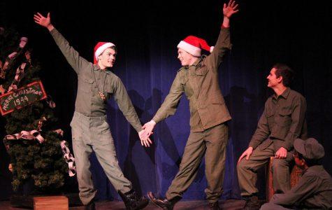 White Christmas Hits Eagan's Stage