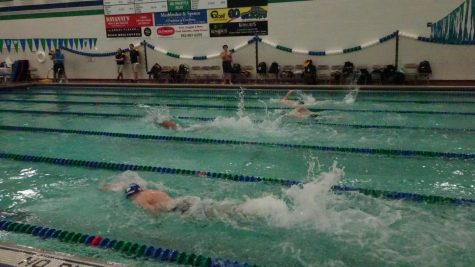 Girls' Swimming Impresses at State