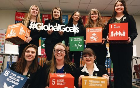Robotics Team Attends United Nations Youth Conference