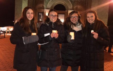 Eagan Students Push for Change at Vigil