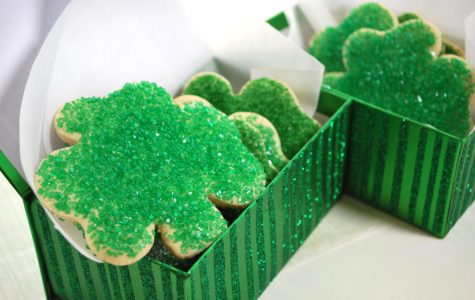 St. Patrick's Day PAWS Treats